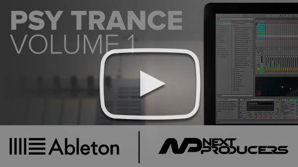 Psy Trance Ableton Project Vol 1 Producerbox