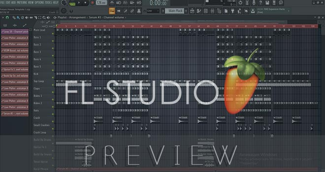 FL Studio Future House Template Vol. 1