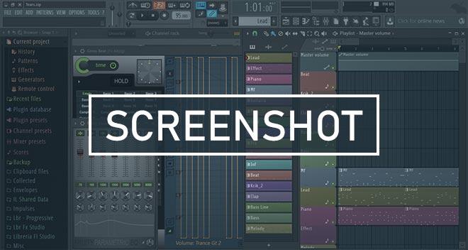 Tears - Electronic Music FL Studio Project