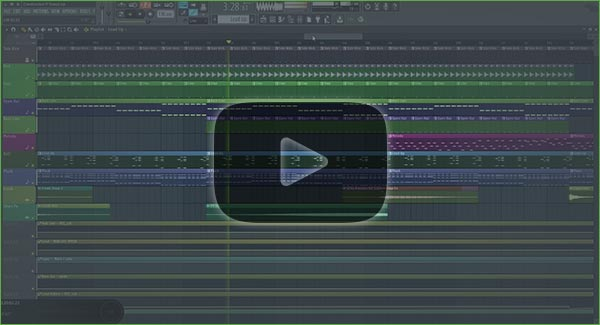 FL Studio Project Video Preivew