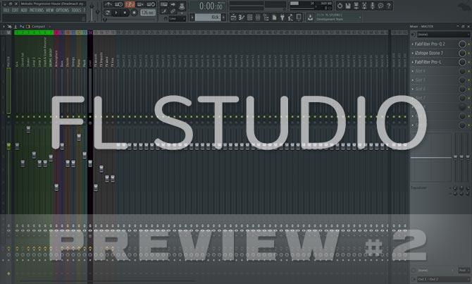 FL Studio Template Playlist