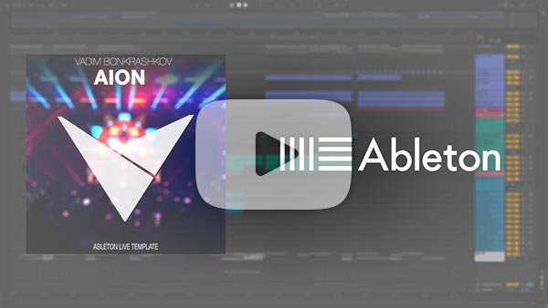 Ableton Project Video Preview