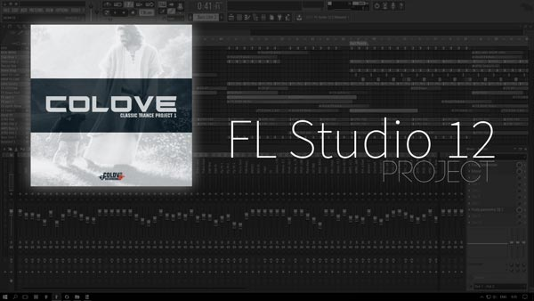 COLOVE Classic Trance Project 1