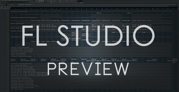 FL Studio Preview Screenshot