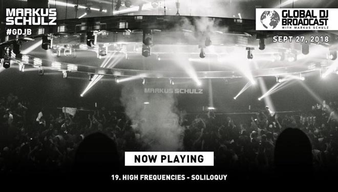 Soliloquy - Played by Markus Schulz