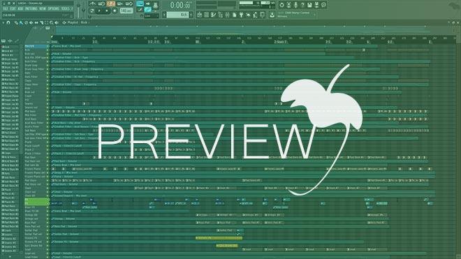 LekSin - Oceans -  Epic Uplifting Trance FL Studio Template