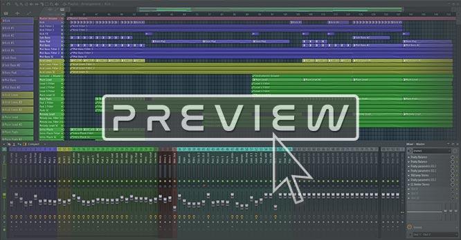 Tau-Rine - Island FL Studio Uplifting Trance Template