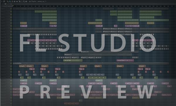FL Studio Template Preview Image