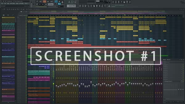 FL Studio Project Preview #1