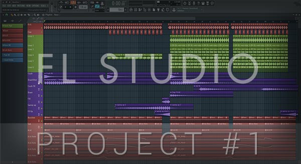 FL Studio Project #1 Preview
