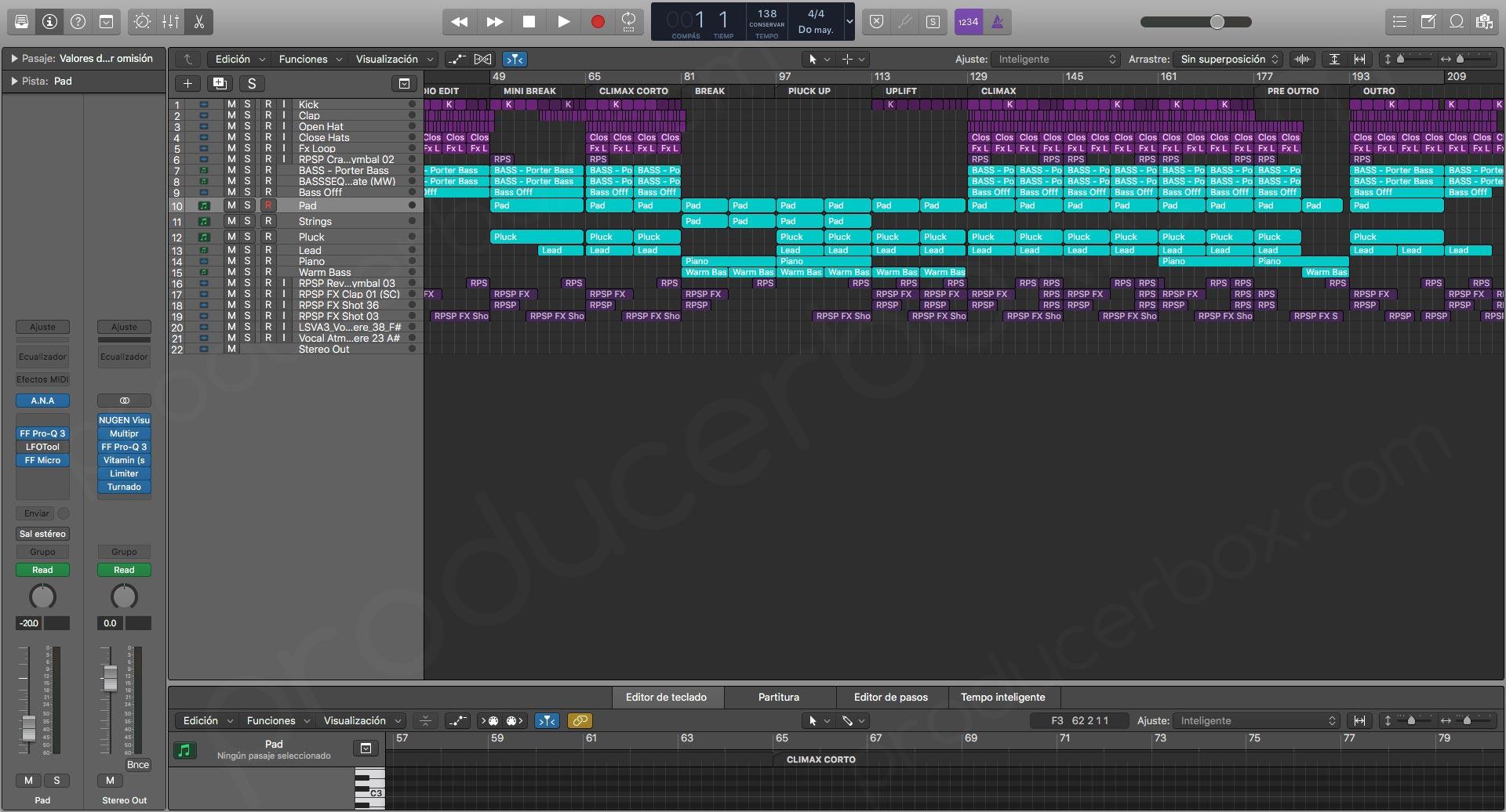 Logic trance 4   Reactiv  2019-05-16