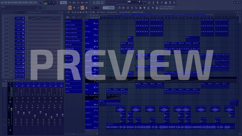 Faded Remake - FL Studio Template