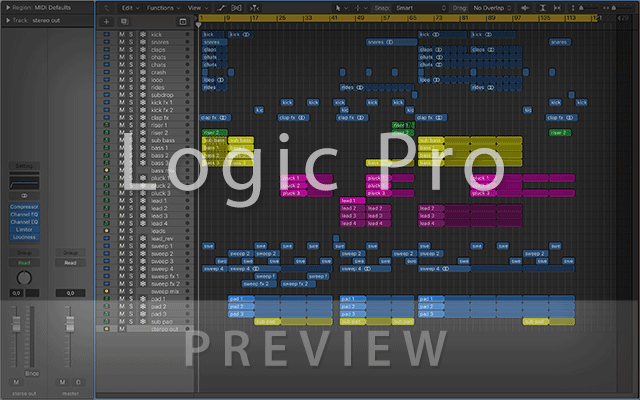 Melodic Proglifting Trance (Played in ASOT) Logic Pro X Template