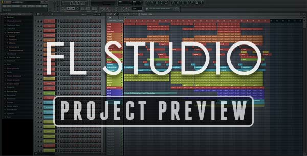 FL Studio Project Preview
