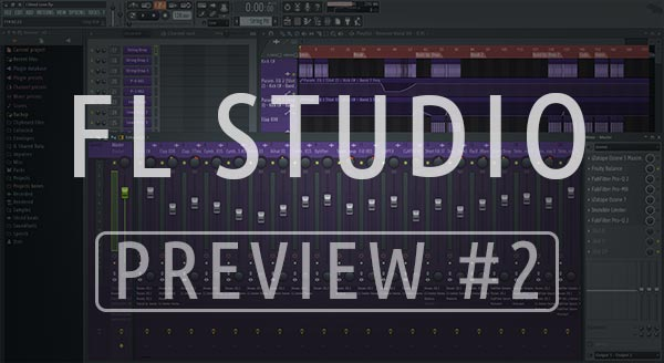 FL Studio Template Preview Screenshot #2