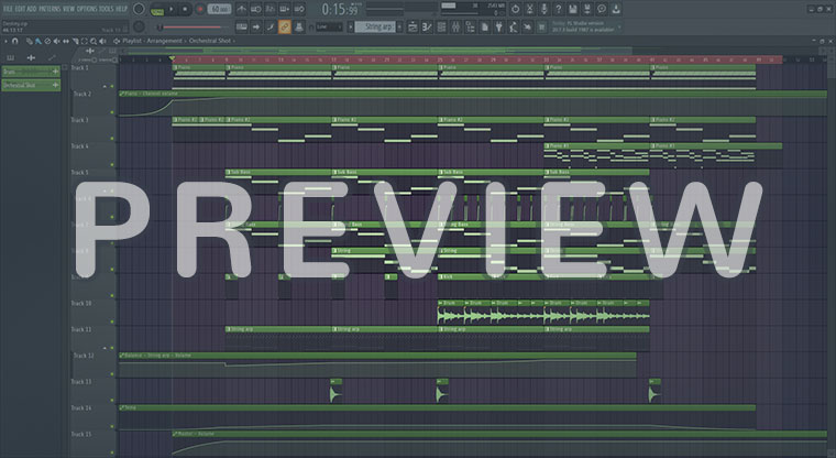 Destiny - FL Studio Orchestral Theme