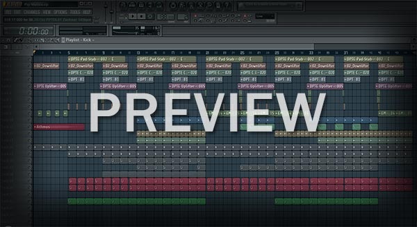 FL Studio Project Image Preview