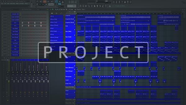 Vocal House FL Studio Template Vol. 1