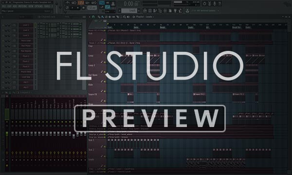 FL Studio Template