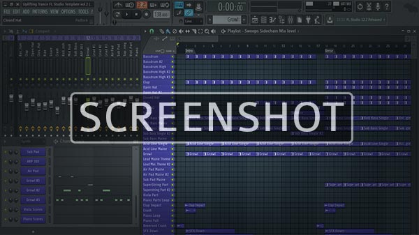 FL Studio Preview Screenshot Window