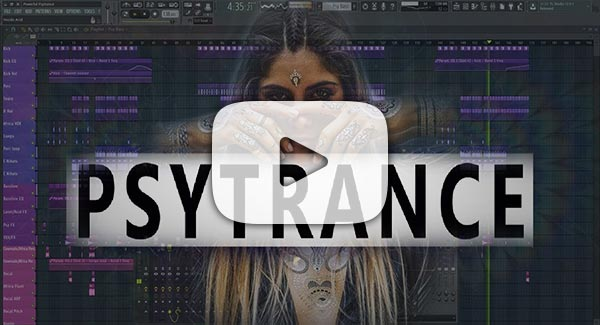 Powerful PSYTRANCE FL Studio Template YouTube Preview