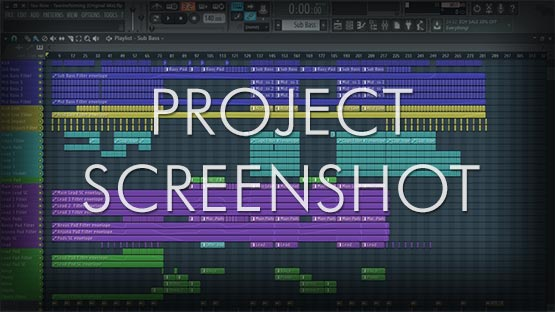 FL Studio Screenshot Project / Template