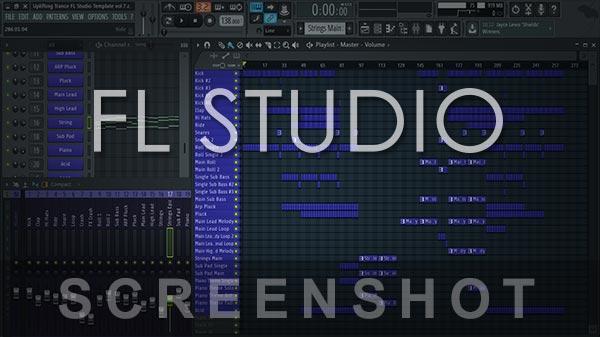 FL Studio Project Prevew
