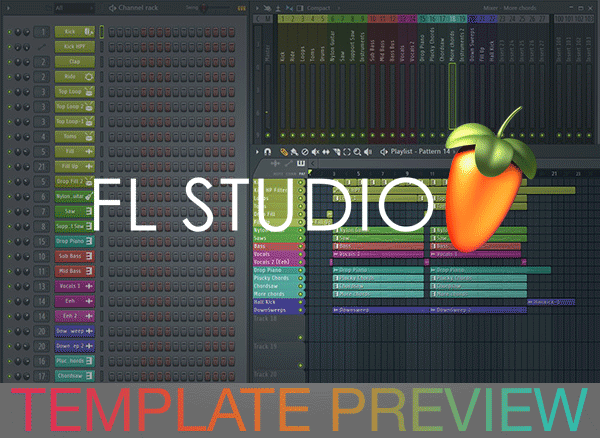 Spinnin Records Artists Style FL Studio EDM Template Vol - Edm template