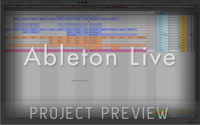 Ableton Future Beats (Lo-Fi Hip-Hop)