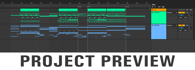 Fuji - Snake Eyez - Ableton Future Bass Template