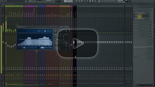 FL Studio Project Video Preview
