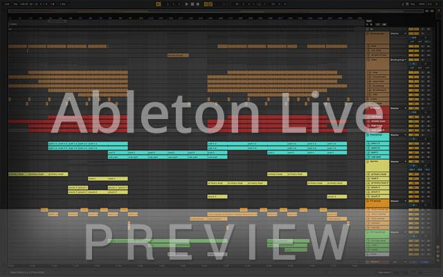 Declaration Day - Trance Ableton Live Template