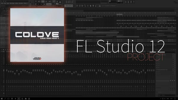 COLOVE Classic Trance Project 2