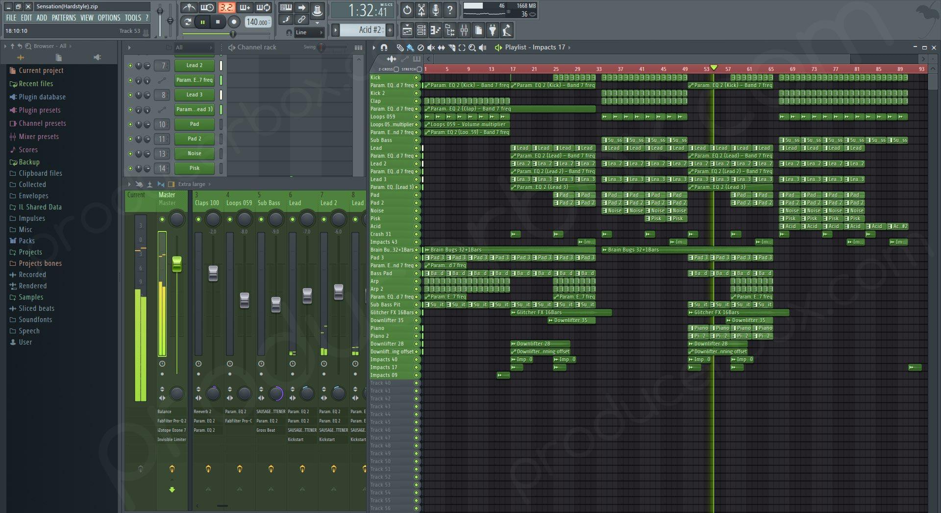 Fl Studio Hardstyle Vocals Download, Hardstyle on Producer