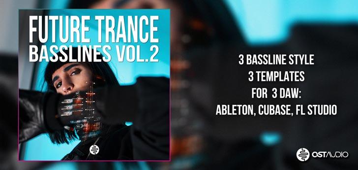 Future Trance Basslines Vol. 2 (FL Studio)