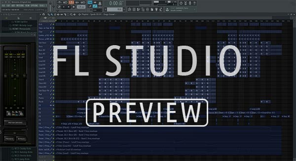 FL Studio Screenshot Window