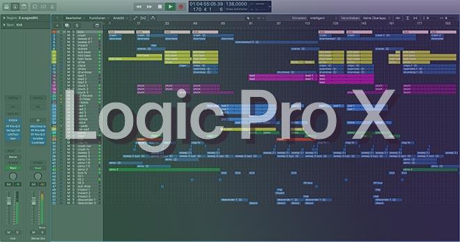 Driving Uplifting Trance Logic Pro X Template Vol. 3
