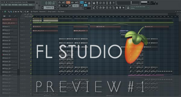 FL Studio Template #1