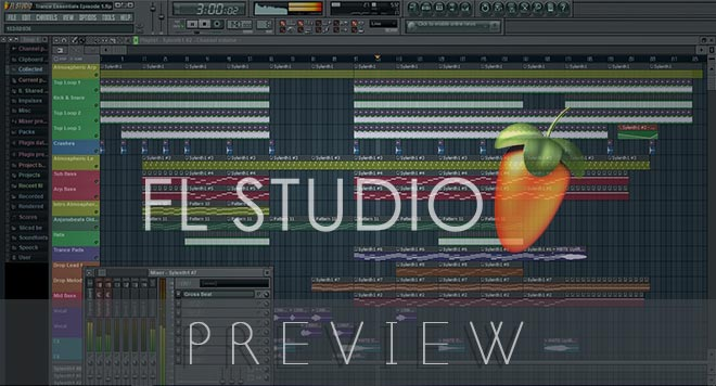 Preview FL Studio Project