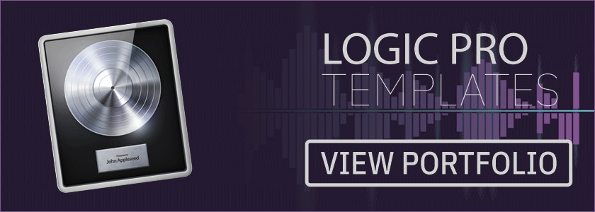 View Logic Pro Templates