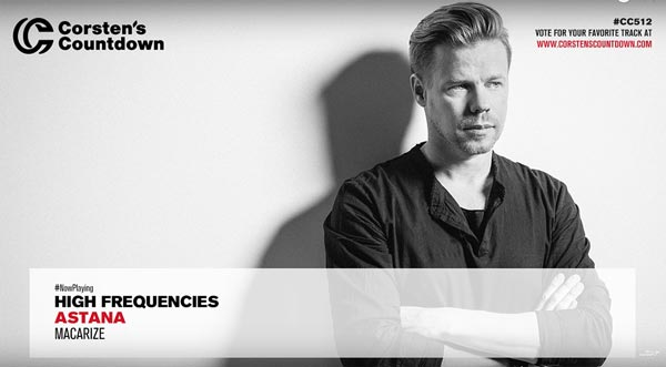 Played by Ferry Corsten