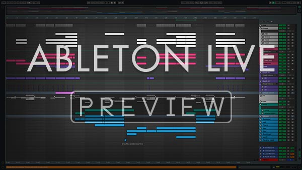 Ableton Live Project Preview Image