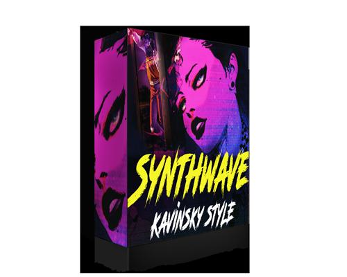 Synthwave - FL Studio Template Vol. 1 (Kavinsky Style)
