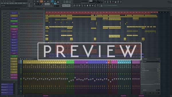 Linemoon - Year 2 Progressive Trance 2.0 FL Studio Template