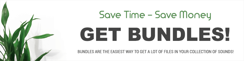 Buy Bundle - Save Time & Money!