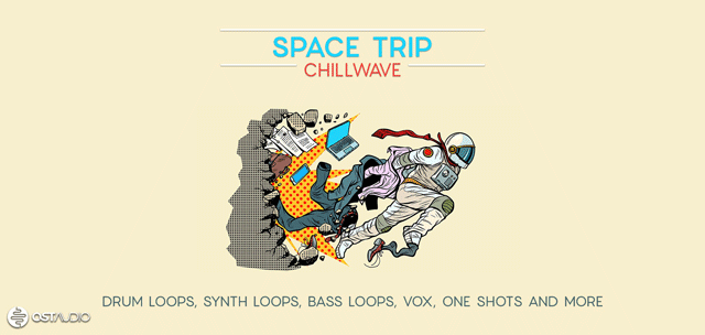 Space Trip - Chillwave Sample Pack