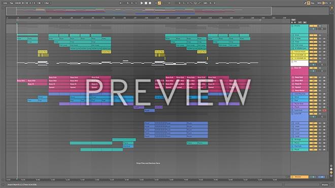 KWONE - Progressive Trance Ableton Template Vol. 1 (ASOT Style)