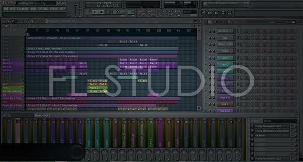FL Studio Screenshot Preview