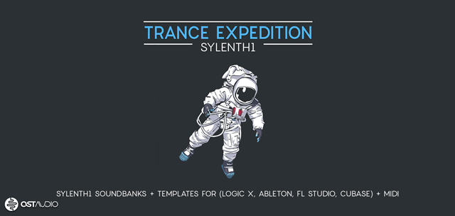 Trance Expedition - Sylenth1 & Ableton Template