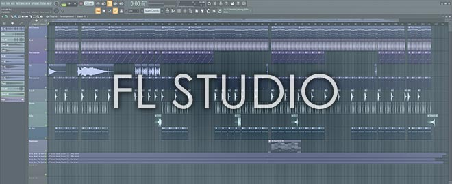 Electro House FL Studio Template Preview
